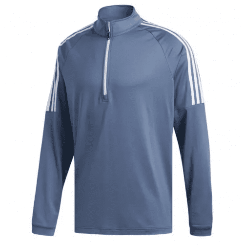 adidas 3-STRIPES SWEATSHIRT - tech ink