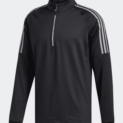 adidas 3-STRIPES SWEATSHIRT - black