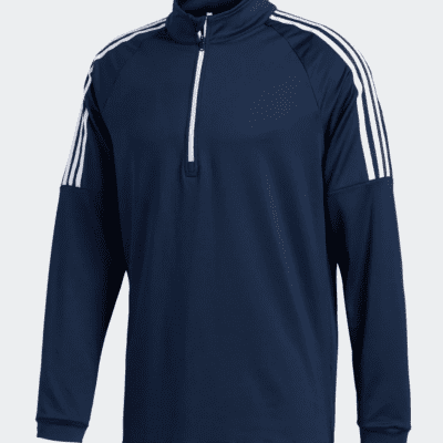 adidas 3-STRIPES SWEATSHIRT - navy